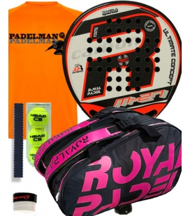 PACK ROYAL PADEL M27 HYBRID 2018
