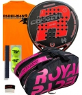 PACK ROYAL PADEL M27 CARBON 2018