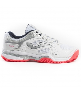 JOMA T. MATCH LADY 902 WHITE PINK CLAY