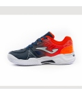 JOMA T.SLAM MEN 903 NAVY-ORANGE CLAY