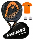 HEAD GRAPHENE TORNADO PLUS NARANJA
