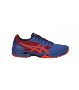 ASICS GEL LIMA PADEL 2 BLUE/FIERY RED