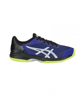 ASICS GEL COURT SPEED CLAY ILLUSION BLUE/SILVER