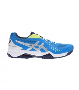 ASICS GEL-CHALLENGER 12 CLAY ELECTRIC BLUE/SIL