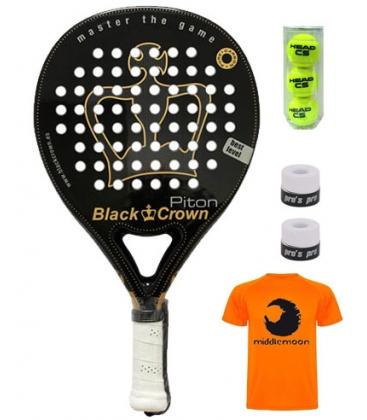 BLACK CROWN PITON