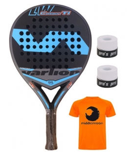 VARLION LW CARBON TI AZUL 2020
