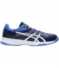 ASICS COURT SLIDE CLAY PEACOAT/BLUE COAST