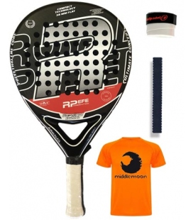 ROYAL PADEL EFE CARBON ATTACK 2020 ROJA