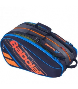 PALETERO BABOLAT TEAM PADEL BLACK BLUE 2020