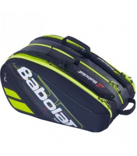 PALETERO BABOLAT TEAM PADEL BLACK GREEN 2020