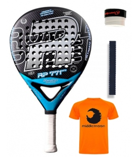 ROYAL PADEL EFE CARBON ATTACK 2020 CELESTE
