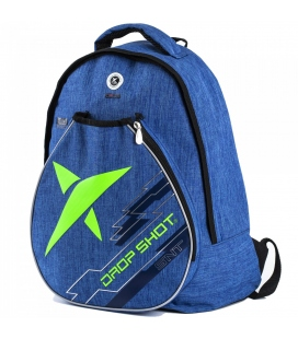 MOCHILA DROP SHOT ESSENTIAL 20 VERDE