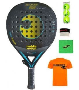 MIDDLE MOON ECLIPSE 7 CARBON GOLD ATTACK BLACK SERIES