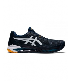 ASICS GEL-RESOLUTION 8 CLAY FRENCH BLUE/WHITE