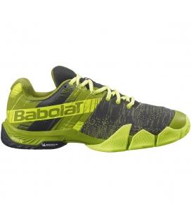 BABOLAT MOVEA MEN SPINACH GREEN/FLOW YELLOW