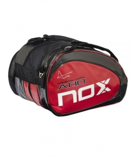 NOX AT10 TEAM NEGRO ROJO