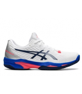ASICS SOLUTION SPEED FF 2 CLAY WHITE PEACOAT