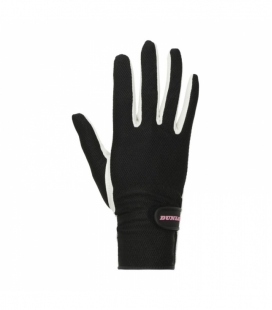 DUNLOP SPORT GUANTES MUJER BLACK/WHITE