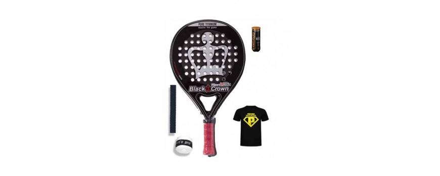 Black Crown Piton 6.0 – Puro Titanio