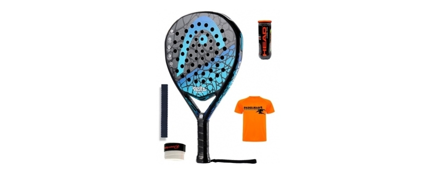 Head Graphene Touch Delta Motion Blue 2019